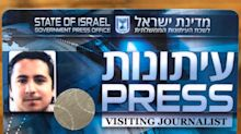 Israel Had Never Issued A Press Credential To A Journalist From My Country. It Gave Me One.