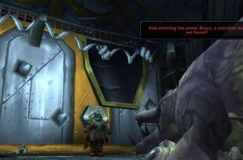 Cross-realm zone use clarified in Brawler's Guild