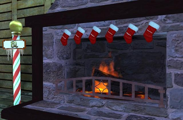 The holidays have arrived in SOE's MMORPGs