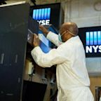 New York Stock Exchange partially reopens trading floor amid the pandemic