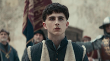 'The King' First Look: All Hail Timothée Chalamet in Netflix's Shakespearean Drama