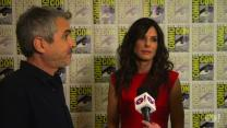 Sandra Bullock Talks George Clooney's Serious Side