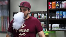 Tobacco giant 'welcomes' US flavoured vape ban