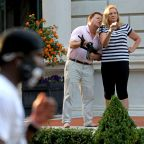 Missouri governor pardons gun-waving St. Louis lawyer couple