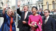 Niederländisches Königspaar auf Arbeitsbesuch in Mecklenburg-Vorpommern