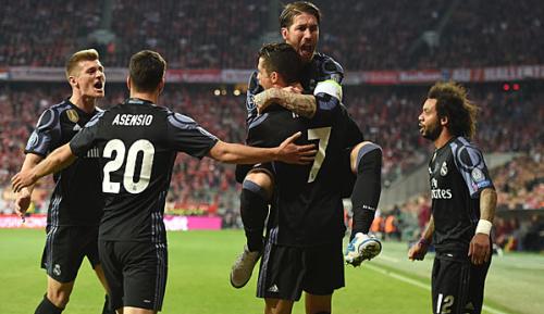 Champions League: Sergio Ramos stimmt mit emotionalem Post auf Rückspiel ein