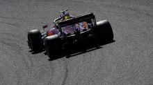 Vettel im Training weit zurück - Leclerc stark