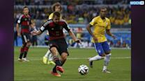Numerous Records Set In Germany's 7-1 Demolishing Of Brazil