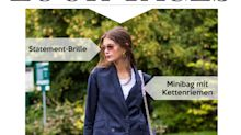 Look des Tages: Kaia Gerber im lässigen Anzug