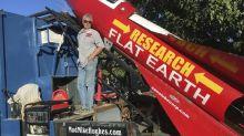 Usa, si lancia con razzo fai-da-te: muore 64enne terrapiattista