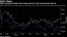 Aussie Faces Bumpy 2020 as Trade, Rates Split Analysts