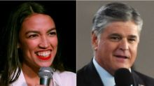 Alexandria Ocasio-Cortez Has 3 Burning Questions For Sean Hannity And Fox News