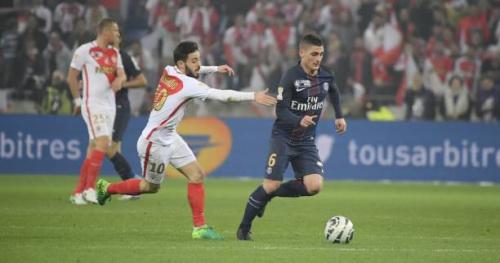 Foot - Coupe - Coupe de France : Paris avec Thomas Meunier, Thiago Motta et Marco Verratti contre Monaco