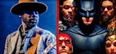 Gary Clark Jr. gets 'Justice League' grooving