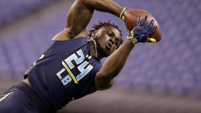 Peppers tested positive at NFL combine: report