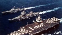 The USS Enterprise: How One Aircraft Carrier Changed Naval History