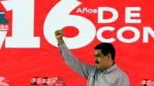 Venezuela says it thwarted 'coup' bid