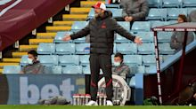 Liverpool's hammering at Villa is result that 'should not happen' – Jurgen Klopp