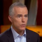 'I Believe Putin:' Andrew McCabe Claims Trump Listened To Russia More Than U.S. Intelligence