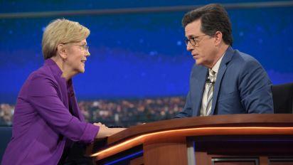 Warren: I don't trust AG's judgment on Mueller report