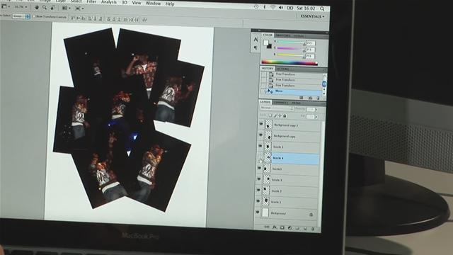 How To Make A Photoshop Collage
