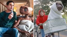 E.T. and Elliott reunited after 37 years for mini-sequel