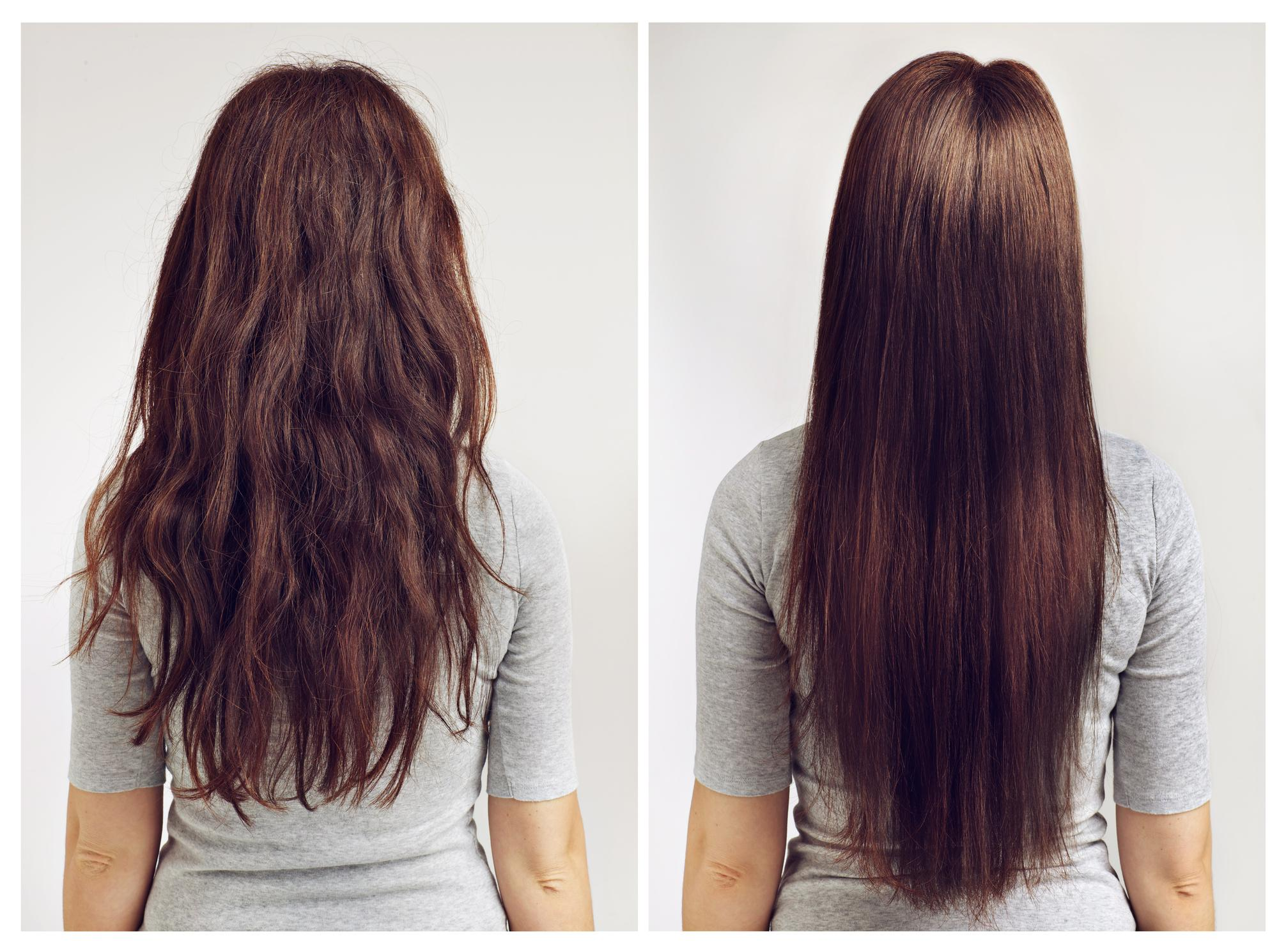 17 facts about chemically straightening your hair - Salon straightening treatments ...
