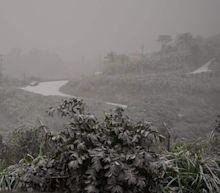 Massive power outages strike St Vincent as officials record more volcanic activity