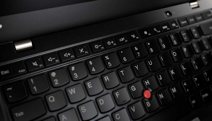 Lenovo's latest business Ultrabook does away with last year's unpopular design
