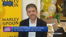 Meal kit delivery company Marley Spoon lists on the ASX