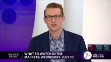 What to watch in the markets: Wednesday, July 10th