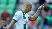 Robben's Eredivisie comeback ends early as Groningen go down to PSV