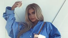 Kylie Jenner hace referencias a embarazo