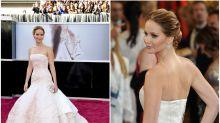 Los mejores looks de Jennifer Lawrence en la alfombra roja