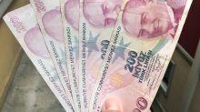 Türkische Lira trotz Zinserhöhung wieder auf Talfahrt