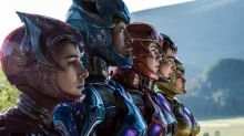 The Power Rangers reviews are in... and they're a mixed bag
