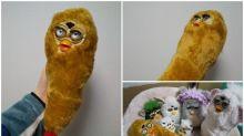 日本網民惡搞Furby 變炸蝦天婦羅Twitter熱傳