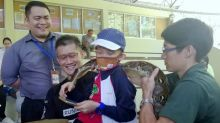 Wildlife park birthday treat for young cancer patient