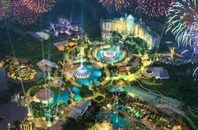 Orlando's Super Nintendo World reportedly won't open until 2025