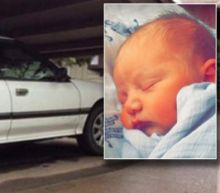 Couple Leaving Hospital After Birth of Baby Gets Car Stolen