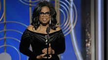 Here's the Full Transcript of Oprah's Inspirational Golden Globes Speech