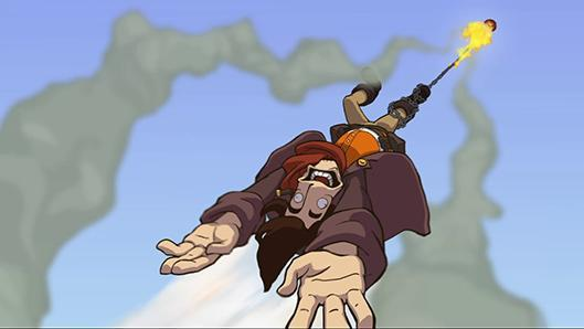 Deponia brings slapstick adventure to PS3 this summer