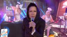 Corey Feldman's 'Today' Show Musical Performance Mesmerizes Twitter (Video)