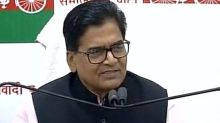 SP Leader Ram Gopal Yadav Files Nomination for Rajya Sabha, Party Aims to Win 2 Seats