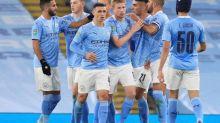 Foot - L. Cup - League Cup : Manchester City se sort du piège, Liverpool s'amuse