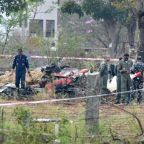 India plane crash: Two jets collide in deadly air show rehearsal accident