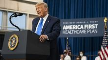 Trump promotes health care 'vision' but gaps remain