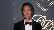 """Matthew McConaughey realmente quería el rol de 'Jack' en """"Titanic"""""""
