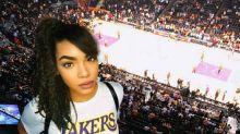 The curious case of Vivian Flores, Lakers catfish queen