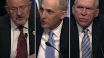 """Intelligence chiefs: Terrorists """"go to school"""" on leaked Snowden documents"""